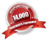 Acupuncture Orlando - 14,000 Treatments Performed